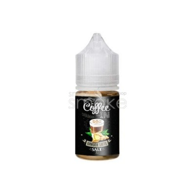 Coffee-in Salt - Ginger Latte (L)