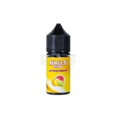 Halls Salt - Цитрусовый (M)